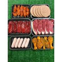 BBQ Pack - Medium - 30 pieces of meat £20.00
