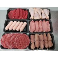 BBQ Pack - Medium - 30 pieces of meat.
