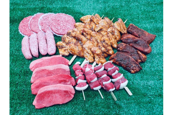 Deluxe BBQ Pack
