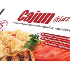 Cajun Flavoured Glaze 200g