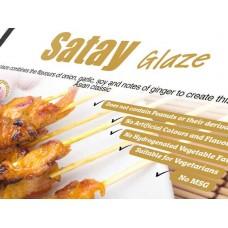 Satay Flavoured Glaze 200g