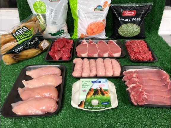 Family Pack - Feed your family for a week £30.00