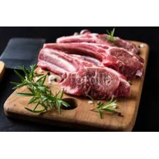 Lamb Chops Plain - 4 pack (Approximate weight 360g)