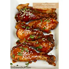 Chicken Drumsticks x 4 - Chinese - Family Pack (Approximate weight 500g)