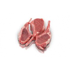 Frozen Lamb Chops - 4 pack (Approximate weight 360g)